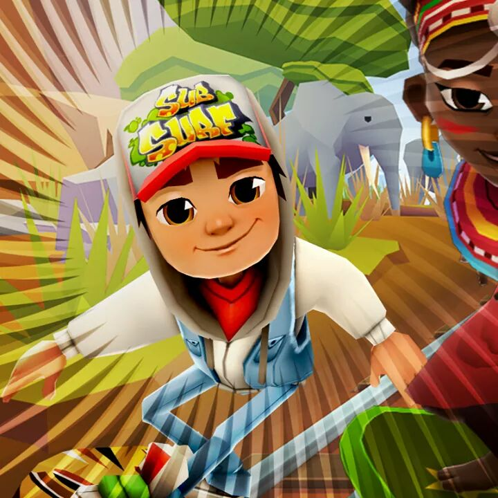 Image Subway Surfers